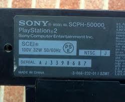 scph 50000