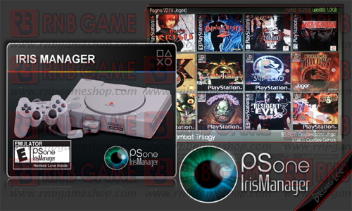 ps3 iris manager