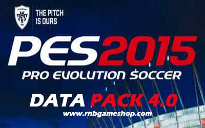 Download PES 2015 PS3 Data Pack 4.o + Patch 1.04 BLES/BLUS