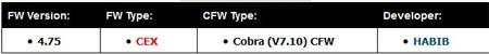 Cobra-CFW