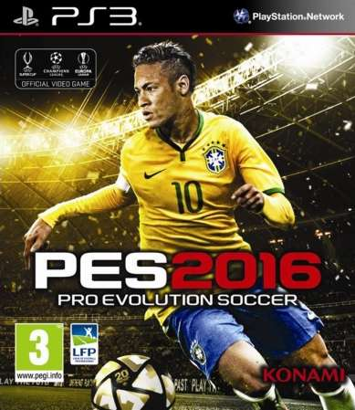 Download PES 2016 PS3 BLUS31564