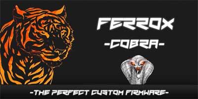 CFW PS3 Ferrox 4.81 COBRA 7.5 v1.02
