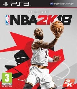 NBA 2K18 PS3 CFW