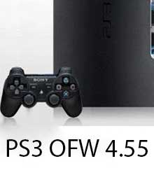 PS3 Official Firmware 4.55 – OFW 4.55 PS3