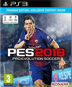 Download PES 2018 PS3 Full Version