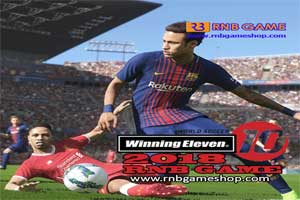 Winning Eleven 2018 PS2