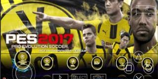PES 2017 [GAME PSP] ISO By Jogress V2 Full Transfer