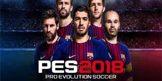 PES 2018 PS3 CFW LinkModz Patch v2 + DLC 1.0