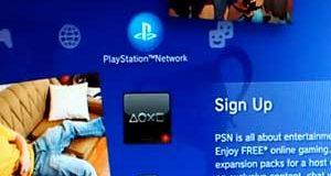 Cara Membuat Akun PSN di PS3 – Sign Up PlayStation Network