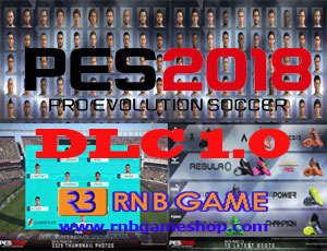 PES 2018 DLC 1.0 + Update 1.02 PS3 BLES – BLUS
