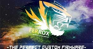 Ferrox PS3 CFW 4.82 v1.00 Cobra 7.53 by Alexander