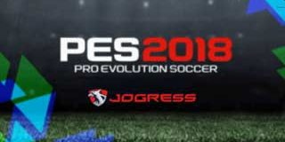 PES 2018 Android Jogress v3 Good Graphic