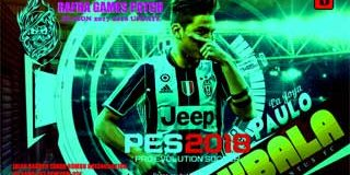PES 2018 PS3 Patch by Rafha Games Patch With Liga Gojek Traveloka