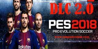 PES 2018 DLC 2.0 PS3 BLUS + BLES