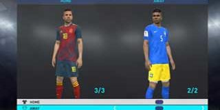 PES 2018 PS3 Update Potato Patch V2.2