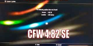 Download dan Instal CFW 4.82 SE
