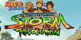 Download Game PKG PS3 Naruto Ultimate Ninja Storm Revolution