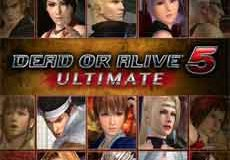 Dead or Alive 5 Ultimate PKG Game PS3 – NPEB01907