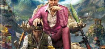 Far Cry 4 PS3 PKG – BLUS31420 (PKG Game)