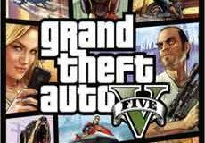 GTA V PKG Game PS3 NPEB01807
