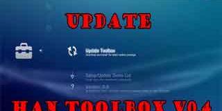 Cara Update HAN Toolbox v0.4