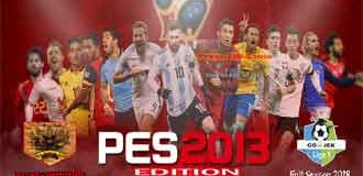 PES 2013 Winter 18 + World Cup Edition by ZiO
