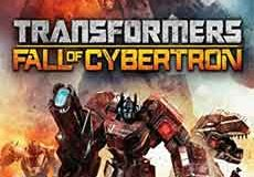 Transformers: Fall of Cybertron PS3 PKG