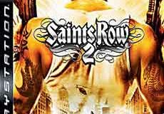 Saints Row 2 PS3 PKG Game