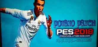 Update PES 2018 PS3 Potato Patch V6.2 BLES-BLUS Support OFW HAN