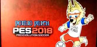 PES 2018 PS3 Potato Patch V6 AIO BLES + BLUS Support CFW + OFW HAN