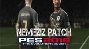 PES 2018 PS3 Nemeziz Patch V1.5 AIO Single Link