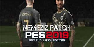 PES 2018 PS3 Nemeziz Patch v1.6 AIO CFW + OFW Han