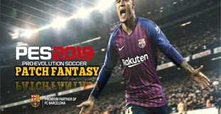 PES 2018 Season 2019 PS3 Fantasy 18 Patch Update V26