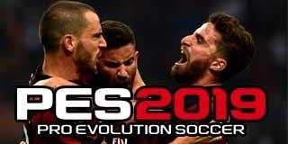 PES 2018 Screen Background PES 2019 Untuk PS3