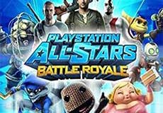 PlayStation All-Stars Battle Royale PS3 PKG