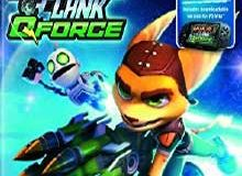 Ratchet & Clank: QForce PS3 PKG
