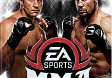 EA Sports MMA PS3 PKG