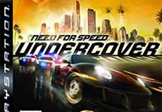 Need for Speed: Undercover PS3 PKG