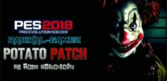 PES 2018 Update Winter 2019 POTATO Patch V7.2