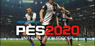 PES 2020 Android Offline (PPSSPP)