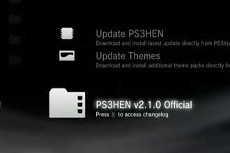 Update PS3 HEN V2 1 0 Terbaru - RNB GAME - SHOP