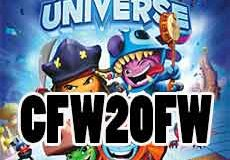 Disney Universe PS3 CFW2OFW
