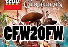 LEGO Pirates of the Caribbean The Video Game PS3 CFW2OFW