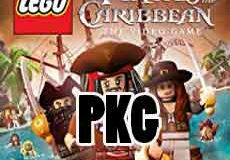 LEGO Pirates of the Caribbean The Video Game PS3 PKG