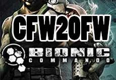 Bionic Commando PS3 CFW2OFW HEN