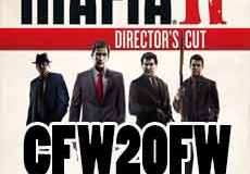 Mafia II Director's Cut PS3 CFW2OFW