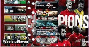 Winning Eleven 2019-2020 Update Liga Shopee PS2