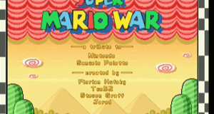 Instal Game Super Mario War 1.8 r4 di PS3 HEN HFW4.85