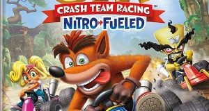 Crash Team Racing Nitro Fueled PS4 Game PKG