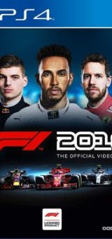 F1 2018 PS4 Game PKG